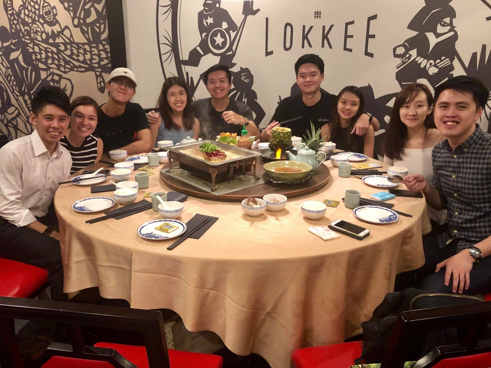 Laser Tag And Dinner At Lokkee